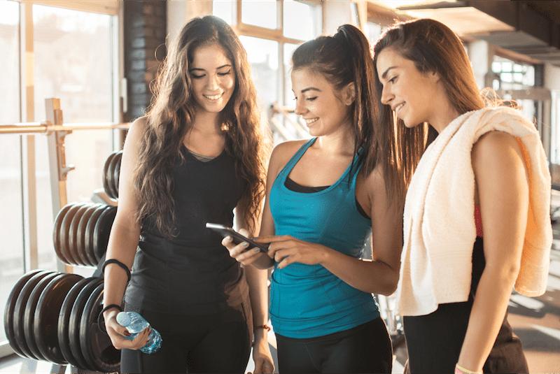 QR code generator for Gyms & Wellness Studios - DocDrag