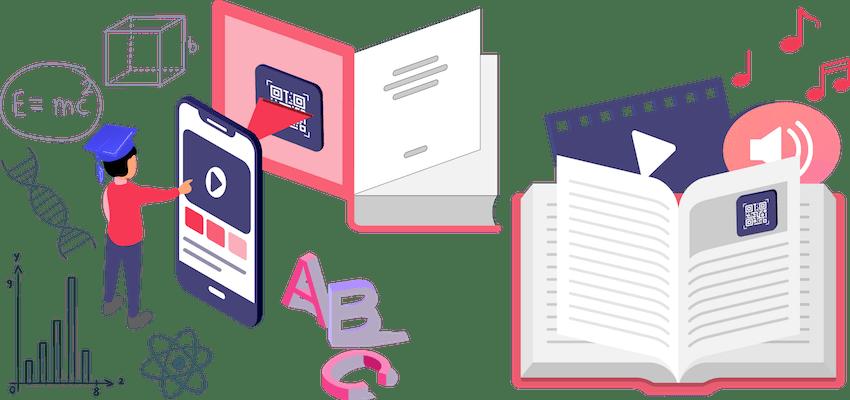 QR code generator and Shortlink generator for publishers -Docdrag platform
