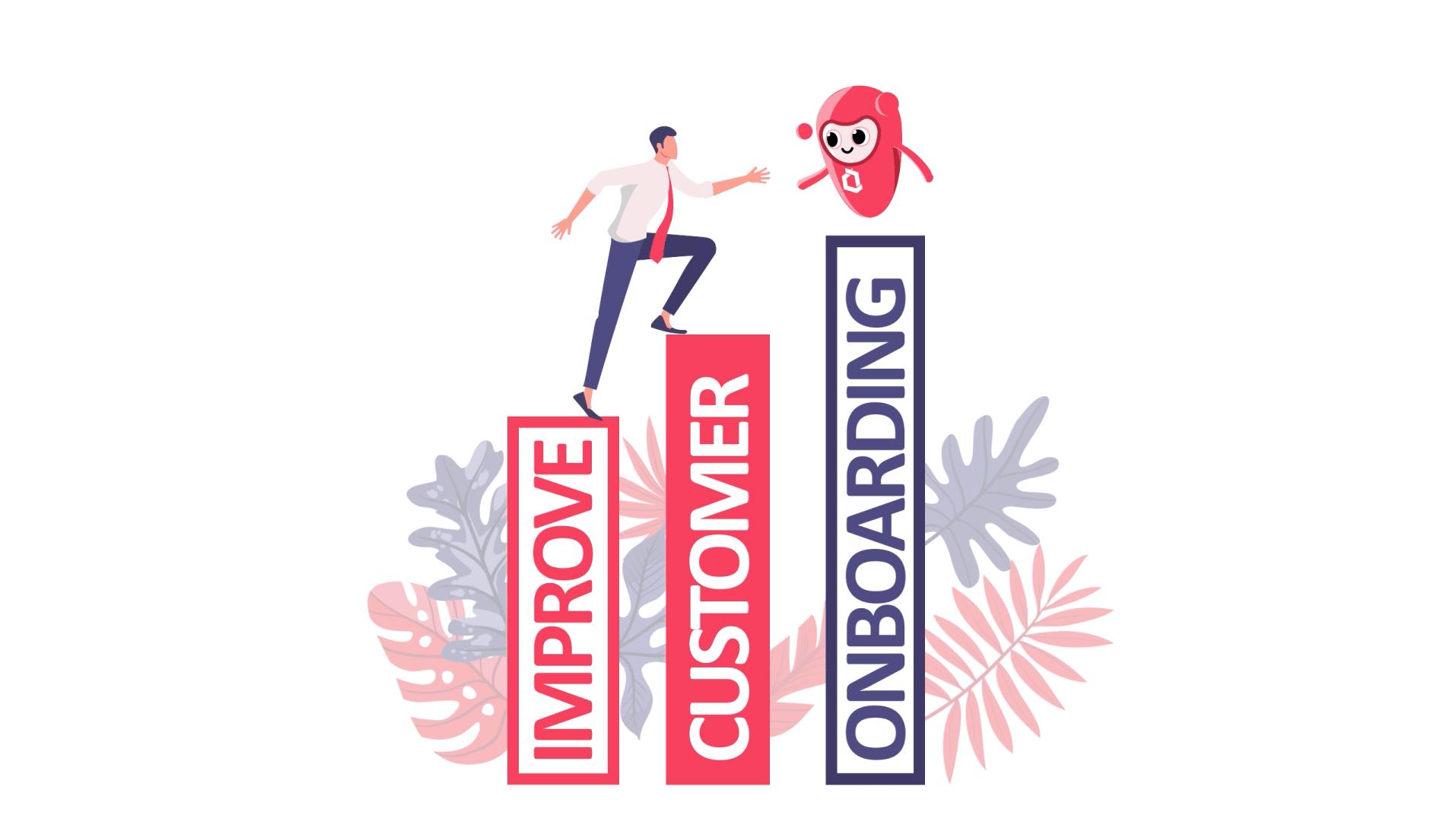 How QR codes improve customer onboarding?!