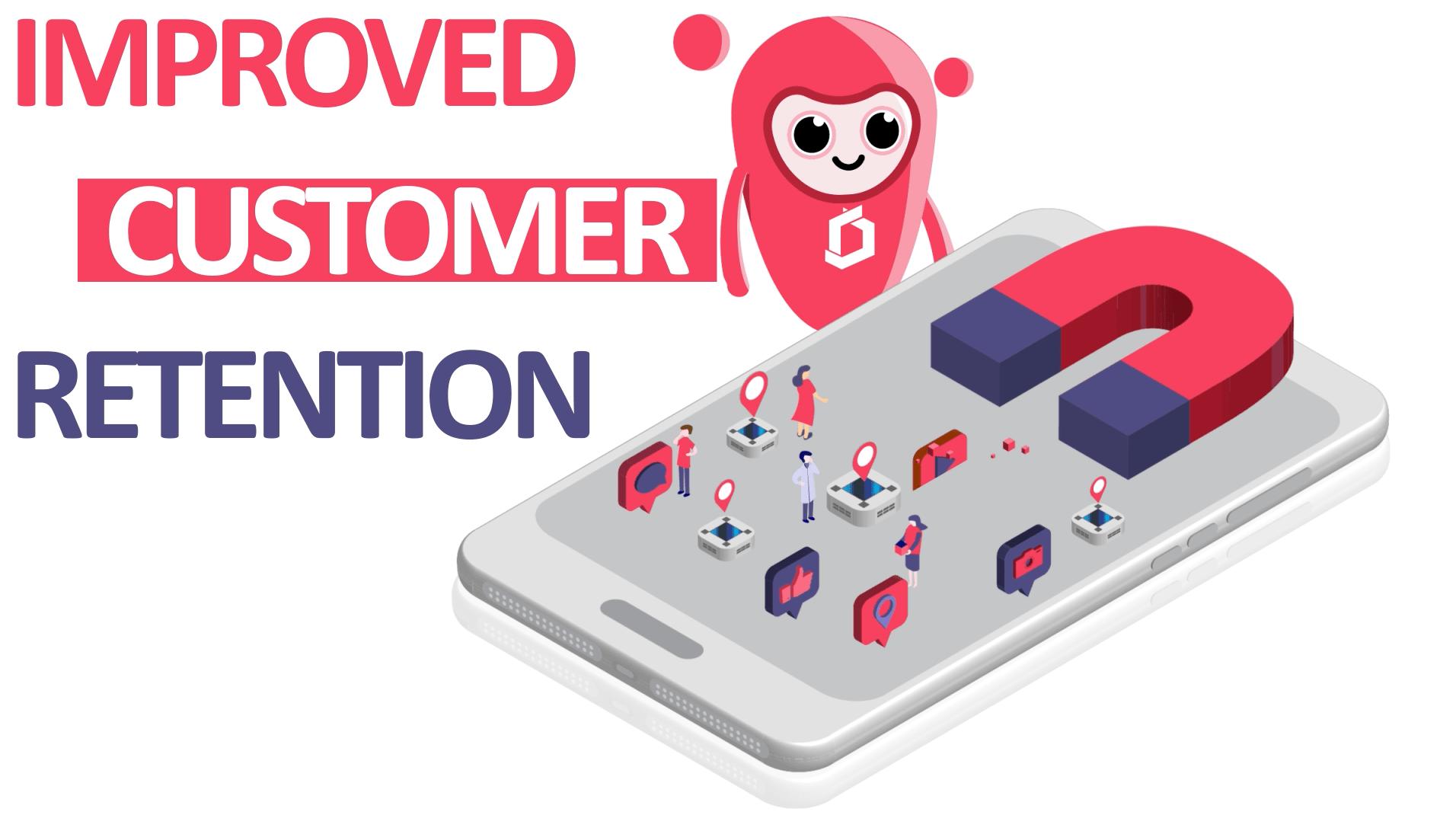 How QR codes improve customer retention?!