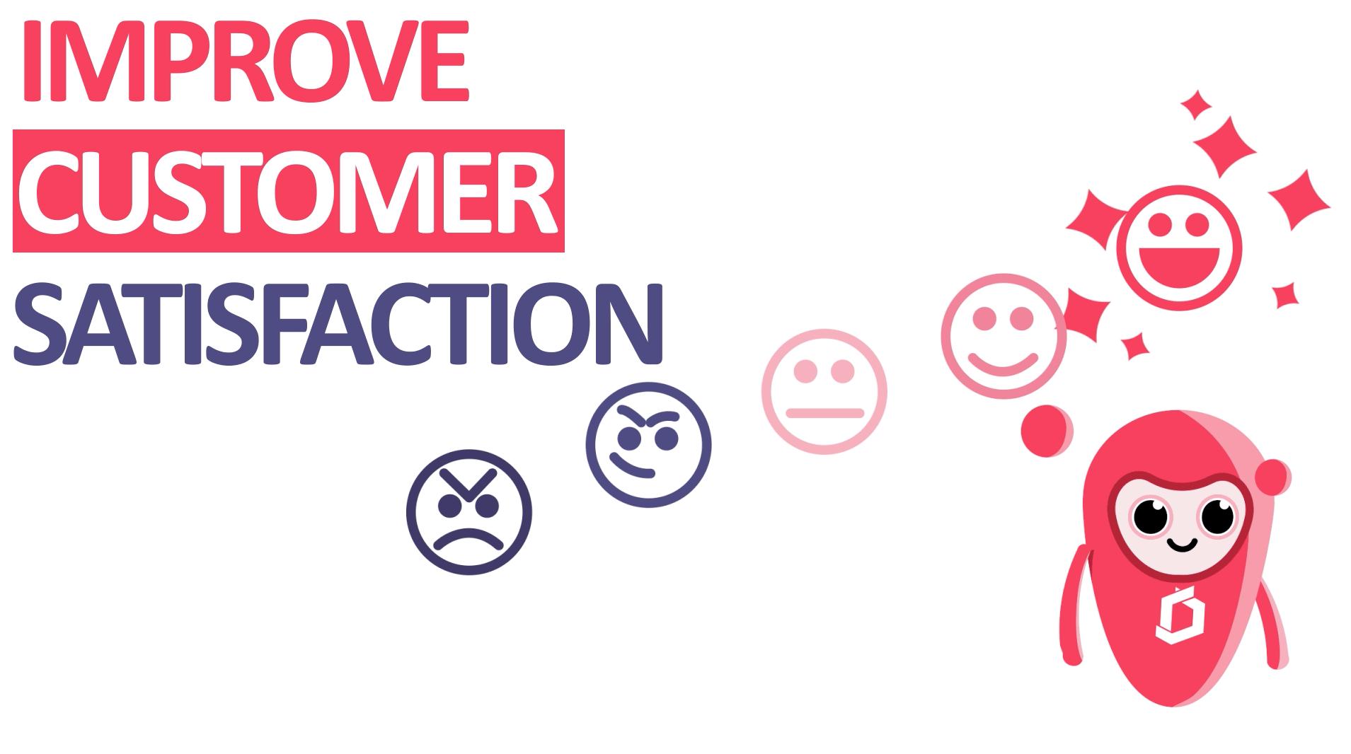 How QR codes improve customer satisfaction?!